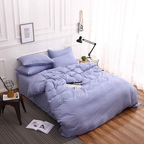 AQMM Designer-Bettwäsche-Set, wendbar, Baumwolle, Doppelbett, King-Size-Größe, extra groß, mit Kissenbezug (King-size-kopfteil Rahmen Und)