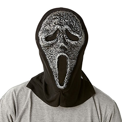 Brauns-Heitmann 7107 - Maske Scream, für (Kostüm Braun Scream)