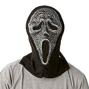 HEITMANN DECO 7107 casa de Halloween - Scream Mask, para los adultos