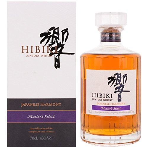 Suntory Hibiki Japanese Harmony Master's Select + GB 43,00% 0.7 l.
