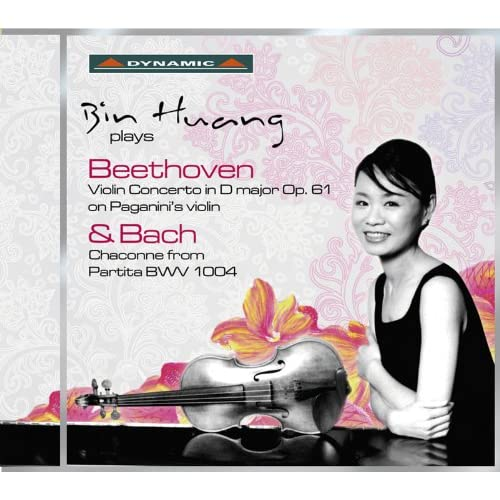 Bin Huang plays Beethoven and Bach