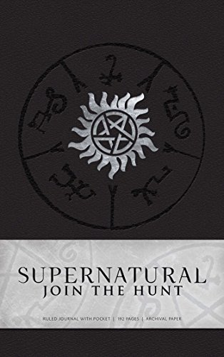 Supernatural Ruled Journal