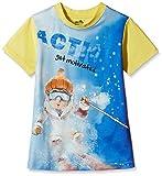 Chhota Bheem Boys' T-Shirt (GGAPP-CB407A...