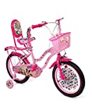 #5: Barbie Cycle - Design 1, Pink (16-inch)