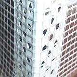 50 Stab bauFIT Gewebeeckwinkel 80mm x 120mm je 2,5m Dämmung Kantenschutz Fenster