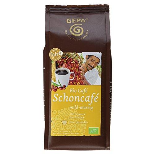 Gepa Bio Schonkaffee mild und würzig, 250 g