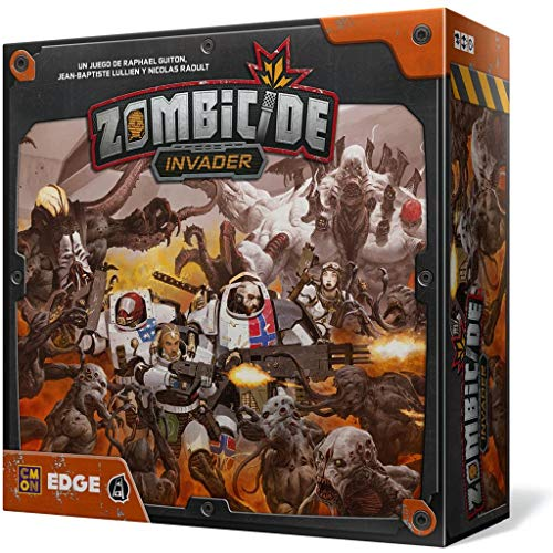 Zombicide: Invader - Espa