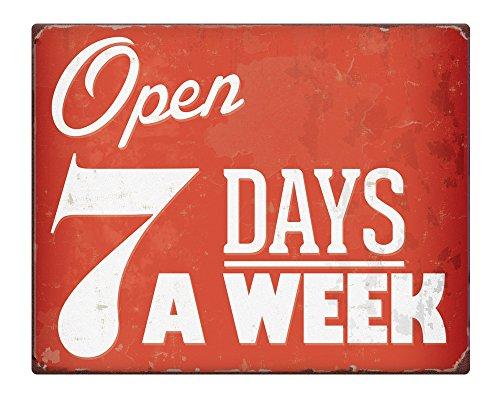 aperto-7giorni-a-settimana-203x-254cm-targa-in-metallo-shabby-chic-hotel-b-b-negozio-business-250