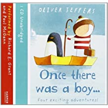 Once there was a boy... by Oliver Jeffers (2013-03-28)