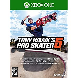 Tony Hawk's Pro Skater 5 – Standard Edition – Xbox One by Activision