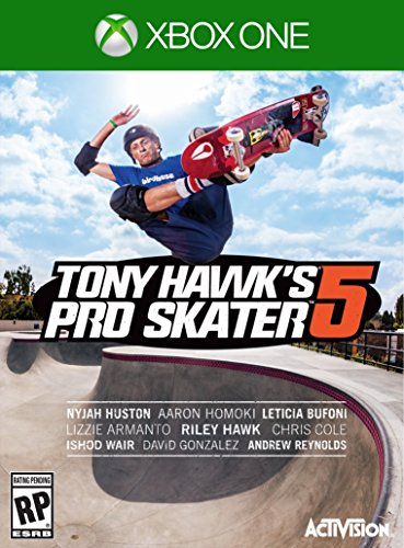 Activision Tony Hawk's Pro Skater 5 – Juego (Xbox One, Deportes, ENG) 51idqrHE4mL