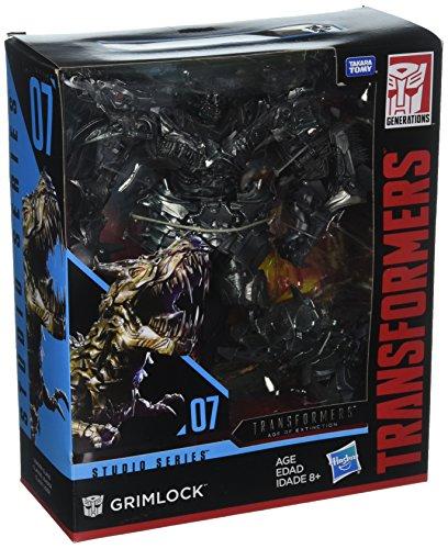 Transformers Studio Series 07 Leader Class Movie 4 Grimlock (Transformers Grimlock 4)