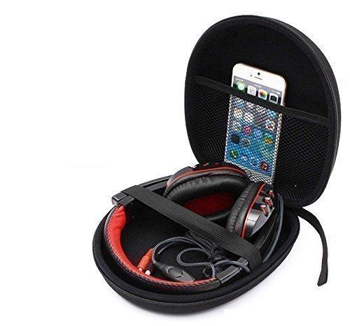 secretrain-carrying-headphone-case-bag-for-sony-mdrzx310-sennheiser-hd-202-hd218-bose-ae2w-grado-sr8