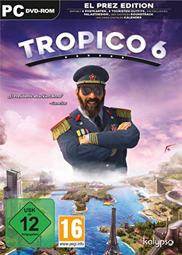 Tropico 6. Für Windows 8/10