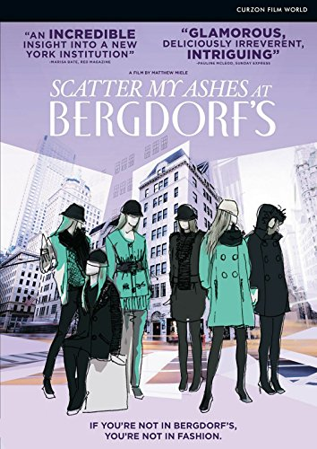 Scatter My Ashes at Bergdorf's [DVD] [UK Import]