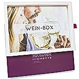 Miomente WEIN-Box: Weinseminar-Gutschein - Geschenk-Idee Erlebnisgutschein