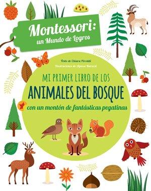 MI PRIMER LIBRO DE LOS ANIMALES (VVKIDS) (Vvkids Montesori)