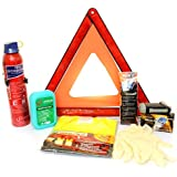 Ultimate Car Safety & Travel Kit for roadside emergencies - (3)