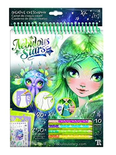 Nebulous Stars - 11102 Kreatives Skizzenbuch Marinia