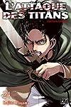 L'Attaque des Titans Edition limitée Tome 24