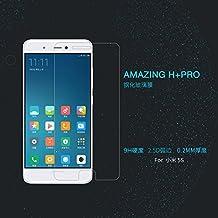 Nillkin Amazing H+ Pro - Protector de pantalla 9H con bordes curvos 2.5D cristal templado de 0,2mm para Xiaomi Mi5S