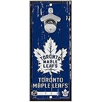 Wincraft Toronto Maple Leafs NHL Schild mit Flaschenöffner