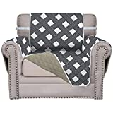 Greatime Sofa Covers,Slipcovers,Reversible Quilted Furniture Protector,Water Resistant,Improved Couch Shield with Elastic Straps,Anti-Slip Foams,Pet Kids,Children,Dogs