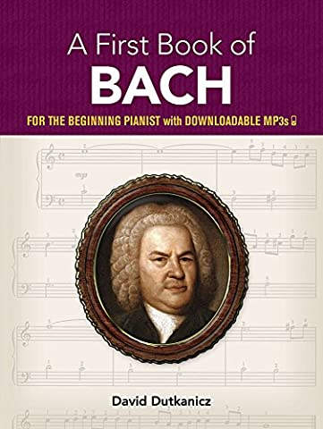 My First Book Of Bach Pf: Favourite Pieces in Easy