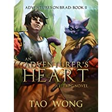 An Adventurer's Heart: Book 2 of the Adventures on Brad (English Edition)
