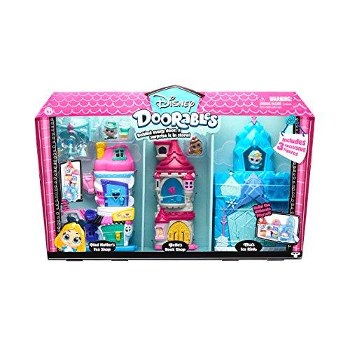 Disney Doorables 69404Deluxe Spielset, Multi