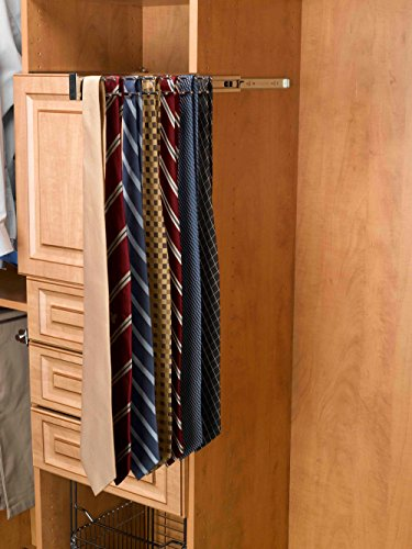 rev-a-shelf –-30,5cm Seite Krawatte Rack Mount chrome