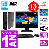 HP PC 6200 SFF Bildschirm 19