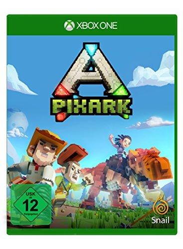 PixARK Erlebe mit PixArk ein einzigartiges Abenteuer mit einer unendlichen Menge an Quests.
