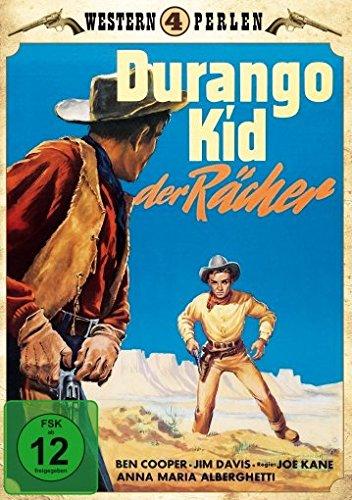 Durango Kid der Rächer - Western Perlen 4
