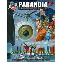 Paranoia XP (Game Master's Screen) by Aaron Allston (2004-08-02)