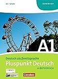 Pluspunkt Deutsch - Österreich: A1: Gesamtband - Kursbuch: Mit Begleitheft Leben in Österreich - Erste Orientierung