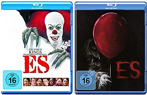Stephen Kings Es [Blu-ray Set] Original + Neuverfilmung