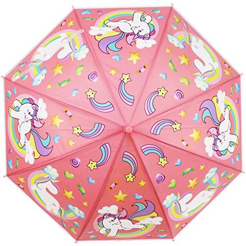 Unicornio Paraguas Infantil - Paraguas niños niñas