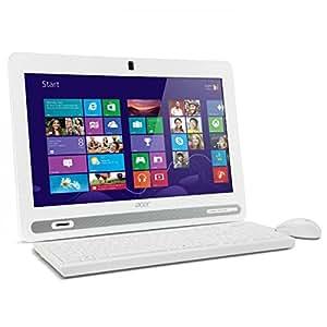 "Acer Aspire ZC-602 DQ.STGEF.003 Ordinateur de bureau Tout-en-Un 19,6""""  (Intel Celeron 1017U 1,50 GHz 500 Go 4096 Mo ( Windows 8"