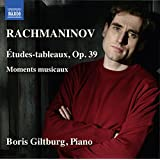 Rachmaninov:Etudes-Tableaux [Boris Giltburg] [Naxos: 8573469]