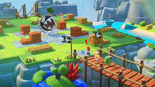 Mario Plus Rabbids Kingdom Battle  screenshot