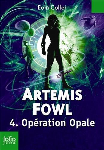 Artemis Fowl, 4:Opration Opale