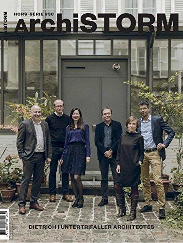 Archistorm Hs N 30 Dietrich Untertrifaller Architectes Janvier 2018 par Collectif