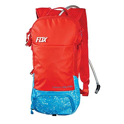 Fox Herren Trinksystem 12l Rucksack Convoy Hydration Pack, Red, 40 x 25 x 20 cm, 12 Liter