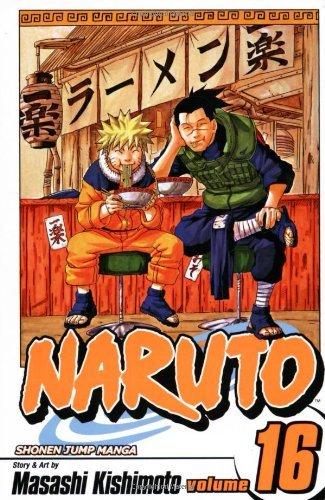 Naruto, Vol. 16: Eulogy (Naruto Graphic Novel) (English ...