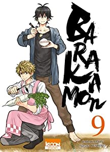 Barakamon Edition simple Tome 9