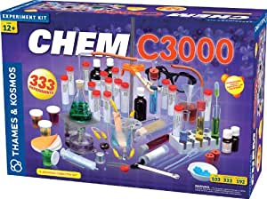 Thames & kosmos Chem C3000 (V 2.0), Multi Color
