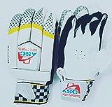 #6: ASC Dragon Cricket Batting Gloves - Right Hand Size Mens
