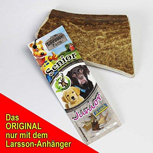 Larsson Geweih Hunde Kau-Snack - ELK-Schäufle IV