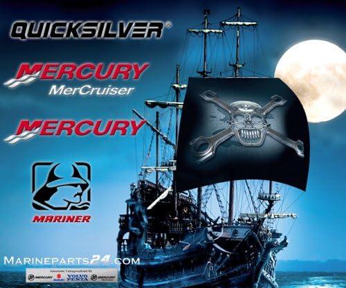 MERCURY MARINE Brand New OEM Mercury Mercruiser Mercruiser Mercruiser guarnizioni Part   27 – 8 M0046715B00N9HO8HWParent | Scelta Internazionale  | Conosciuto per la sua buona qualità  | Forte calore e resistenza all'abrasione  af5601